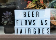 Matthew's Barbershop - Photo by Alanna Gurr