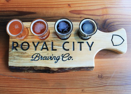 Royal City Brewing Company - Photo by Alanna Gurr