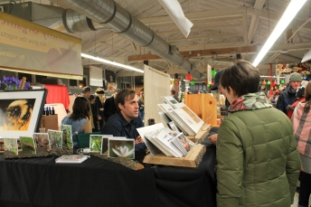 Beautiful photography from Brett Forsyth Photography at the Merry Makers Night Market
